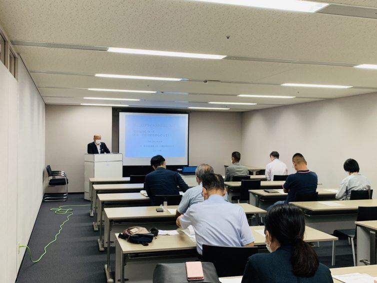 9/4「二川一男先生無料講演会」を開催致しました。